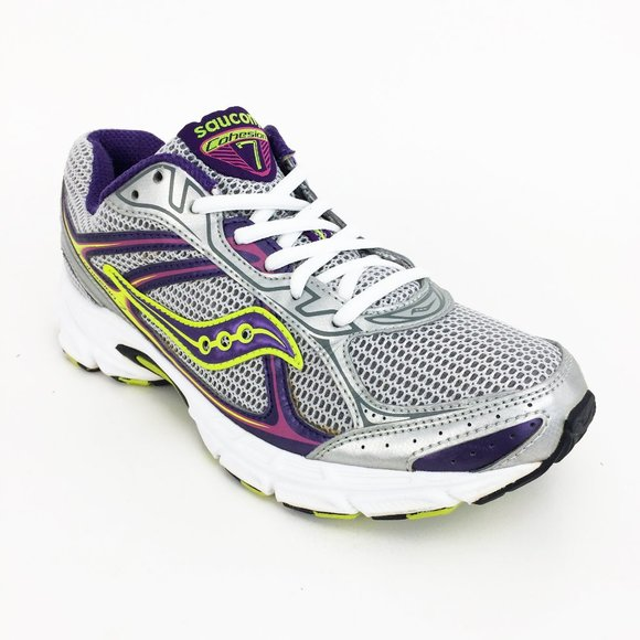 saucony cohesion 7 womens